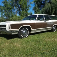 1969 Ford Ltd Country Squire Station Wagon