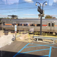 Carroll Ave Train Station Michigan City