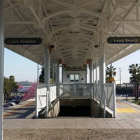 Del Amo Train Station