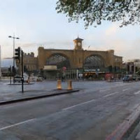 Euston Road Kings Cross Station